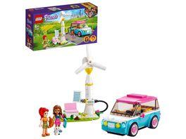 LEGO 41443 Friends Olivias Elektroauto Konstruktionsspielzeug