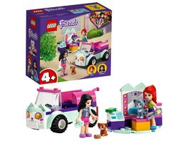 LEGO Friends 41439 Mobiler Katzensalon