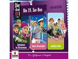 Die 19 3er Box Folgen 56 57 58