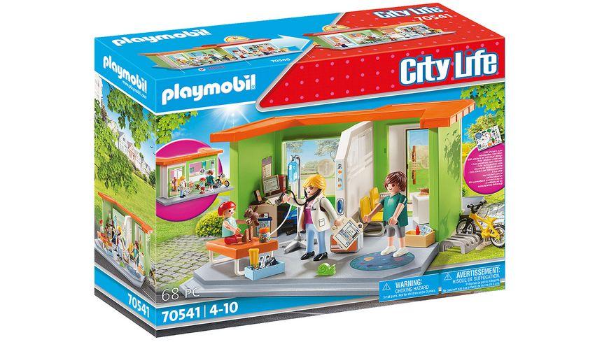 PLAYMOBIL 70541 - City Life - Meine Kinderarztpraxis
