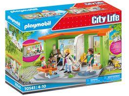 PLAYMOBIL 70541 City Life Meine Kinderarztpraxis