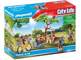 PLAYMOBIL 70542 City Life Im Stadtpark