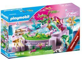 PLAYMOBIL 70555 Fairies Zaubersee im Feenland