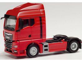 Herpa 0312516 MAN TGX GM Zugmaschine rot