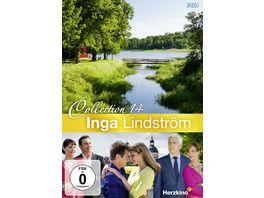Inga Lindstroem Collection 14 3 DVD im Schuber