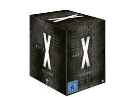Akte X Staffel 1 11 Komplettbox 59 DVDs