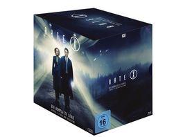 Akte X Staffel 1 11 Komplettbox 60 BRs