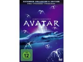 Avatar Collector s Edition 3 DVDs