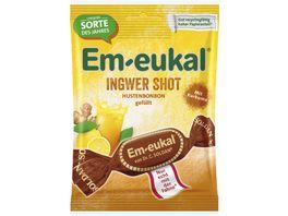 Em eukal Ingwer Shot