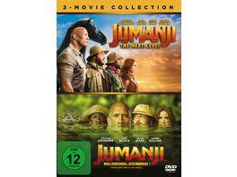 Jumanji The Next Level Jumanji Willkommen im Dschungel