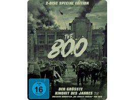 The 800 Steelbook 2 Blu rays