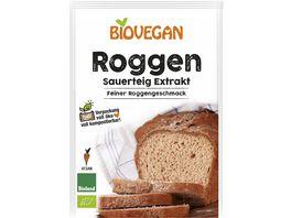 Biovegan Sauerteig Extrakt Roggen