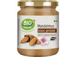 Bio Primo Bio Mandelmus braun