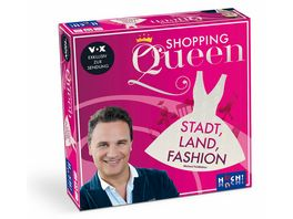 Huch Verlag Shopping Queen Stadt Land Fashion