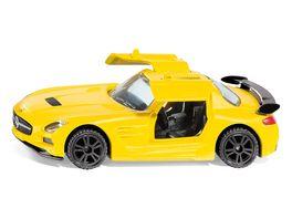 SIKU 1542 Super Mercedes Benz SLS AMG Black Series