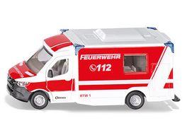 SIKU 2115 Super Mercedes Benz Sprinter Miesen Typ C Rettungswagen