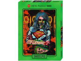 Heye Standardpuzzle 1000 Teile Timekeeper Be The Sunrise