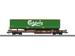 Maerklin 47112 Taschenwagen Carlsberg