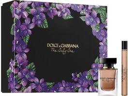 DOLCE GABBANA The Only One Eau de Parfum Travel Spray Coffret