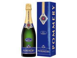 Champagne Pommery Brut Royal Geschenkpackung