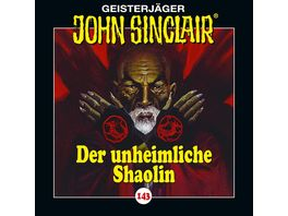 143 Der unheimliche Shaolin