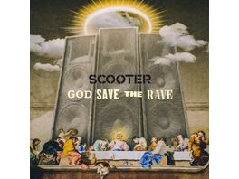 God Save The Rave 2CD