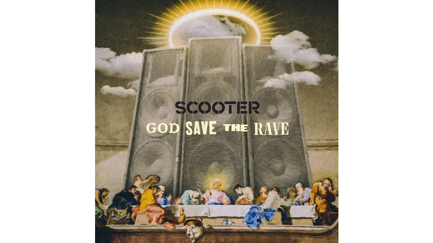 God Save The Rave (Ltd.Deluxe Box)