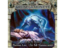 167 Flaxman Low Der Fall Hammersmith