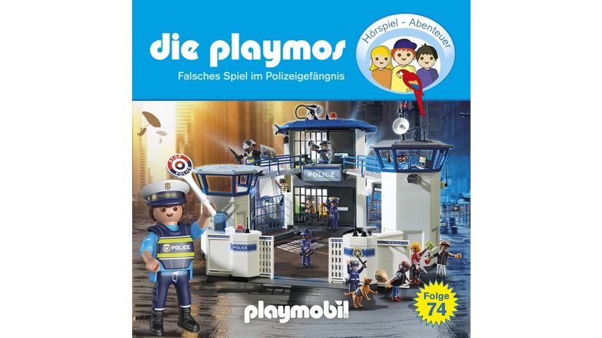 Die Playmos-(74)Falsches Spiel Im Polizeigefängnis