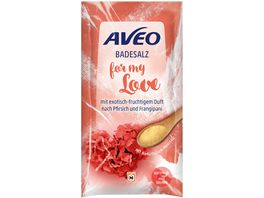 AVEO Badesalz For my Love