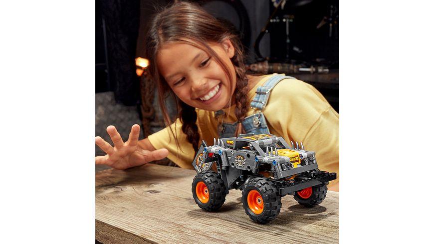 LEGO Technic 42119 Monster Jam Max D