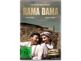 Rama Dama Digital Remastered