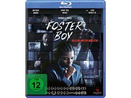 Foster Boy Allein unter Woelfen
