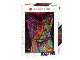 Heye Standardpuzzle 2000 Teile Abyssinian Jolly Pets