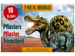Die Spiegelburg Pflasterstrips T Rex World 10 St
