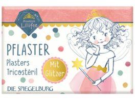 Die Spiegelburg Pflasterstrips mit Glitzer Prinzessin Lillifee 10 St Glitter Gold