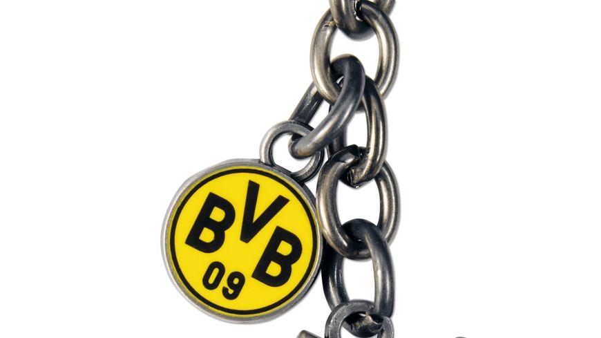 BVB-Schlüsselanhänger Schutzengel: E