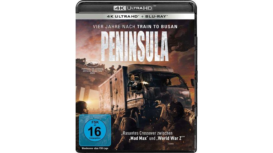 Peninsula  (4K Ultra HD) (+ Blu-ray 2D)