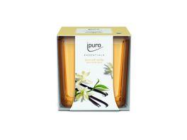 ipuro Kerze Essential Soft Vanilla