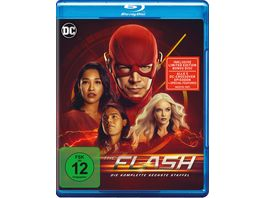 The Flash Staffel 6 4 BRs Bonus Blu ray