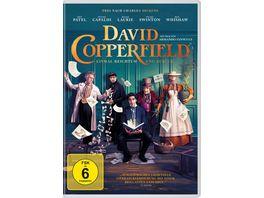 David Copperfield Einmal Reichtum und zurueck