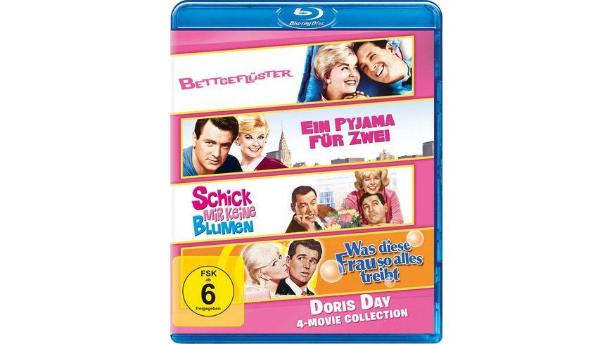 Doris Day - 4-Movie Collection