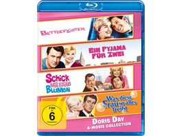 Doris Day 4 Movie Collection