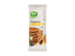 BIO PRIMO Bio Fairtrade Honigwaffeln