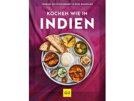 Kochen wie in Indien