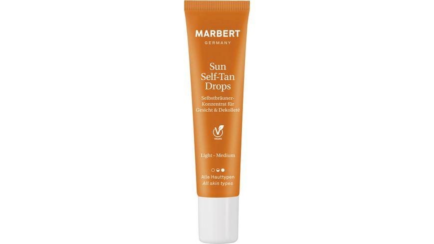 MARBERT Sun Self-Tan Drops