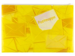 HERMA Postmappe A4 mit Zipper