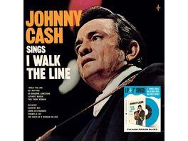 I Walk The Line 180g LP Farbige 7 Single