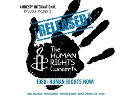 Released The Human Rights Concerts 1988
