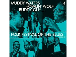 Folk Festival Of The Blues With Muddy Waters Howl